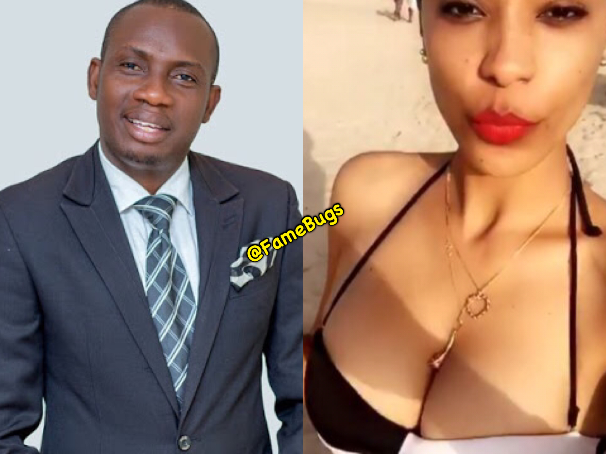 Counselor Lutterodt Begs Ghanaian Witches To Rise And Inflict Breast Cancer On Women Who Show Cleavage