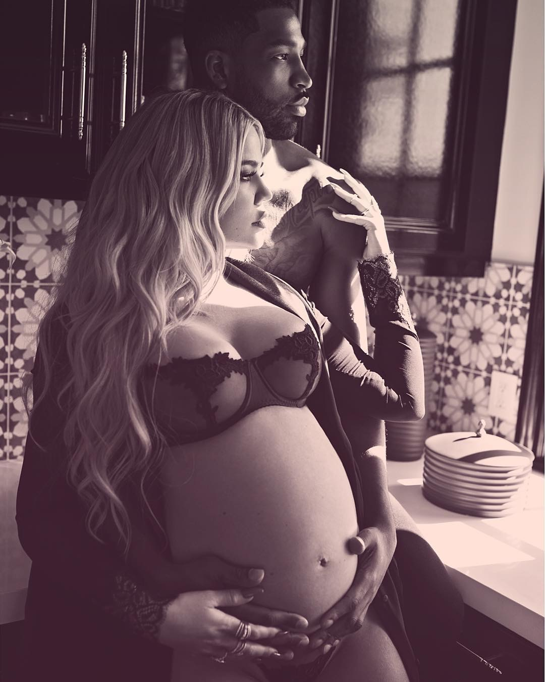 The Koko Baby Is Here Amidst The Heat – Khloe And Tristan Have Welcomed Their Baby Girl