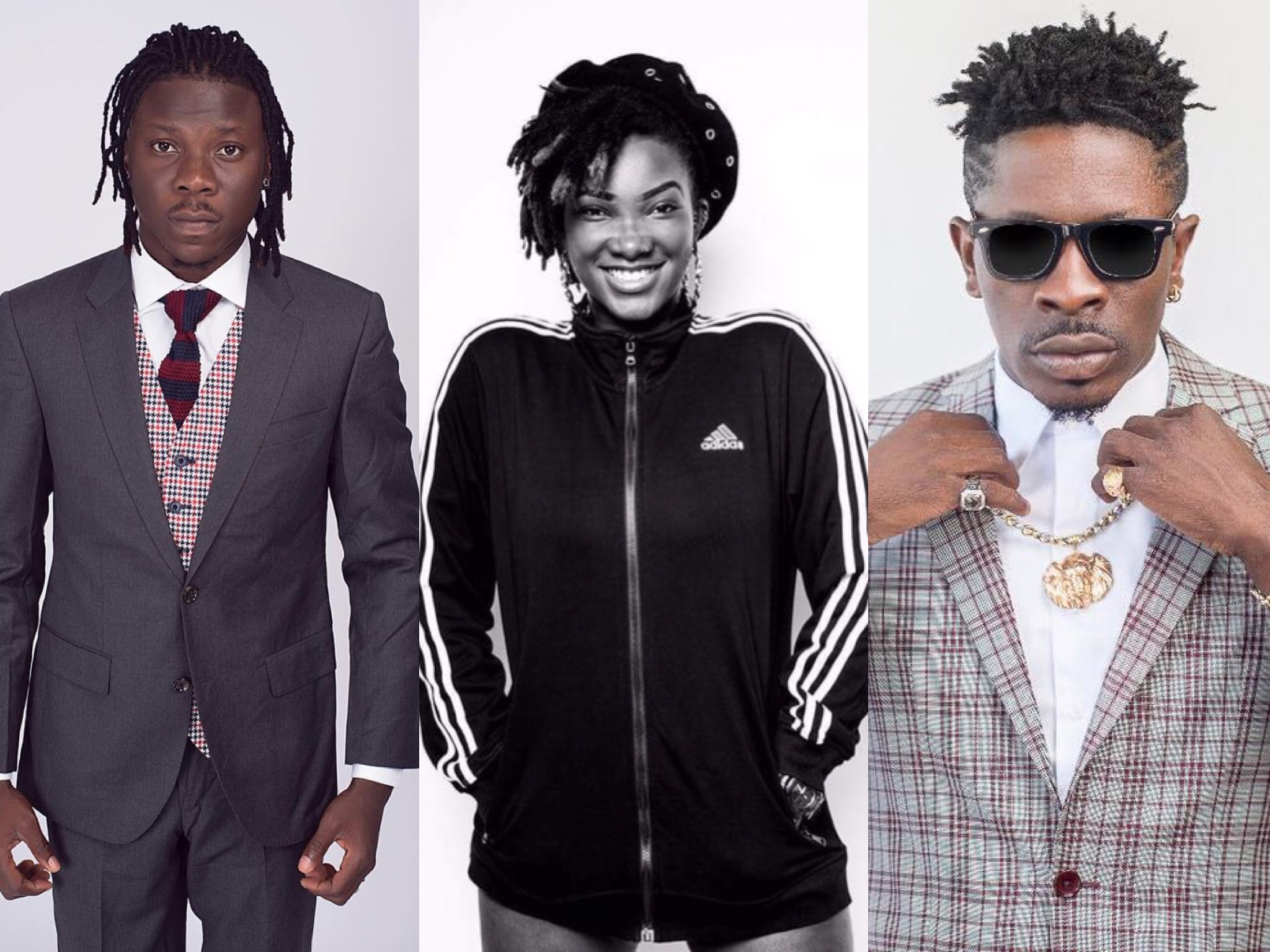 "What If Ebony Survived Her Accident & Came Out Crippled? – Stonebwoy Reacts To Shatta's ""Apache"" D*ss"