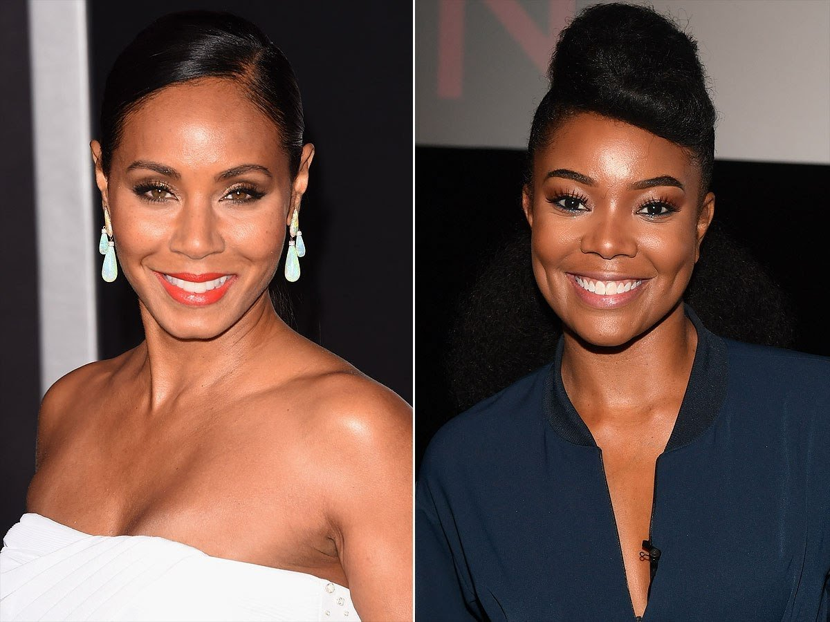 Watch: Jada P. Smith And Gabrielle Union Quash Their 17-Year-Old 'Cold War' In This Convo