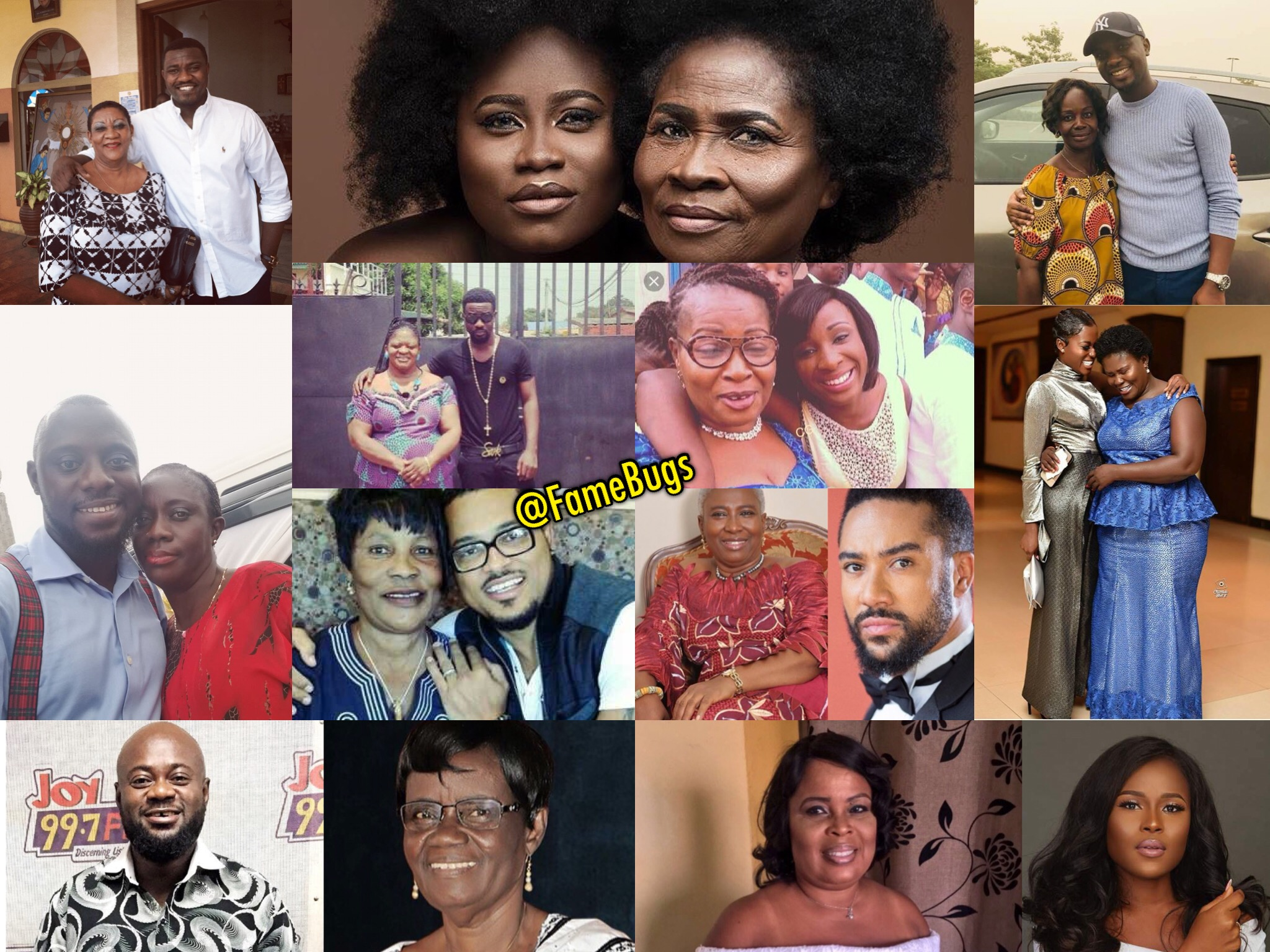 How Well Do You Know The Mothers Of Your Favourite Celebrities? – Let's Take A Stroll