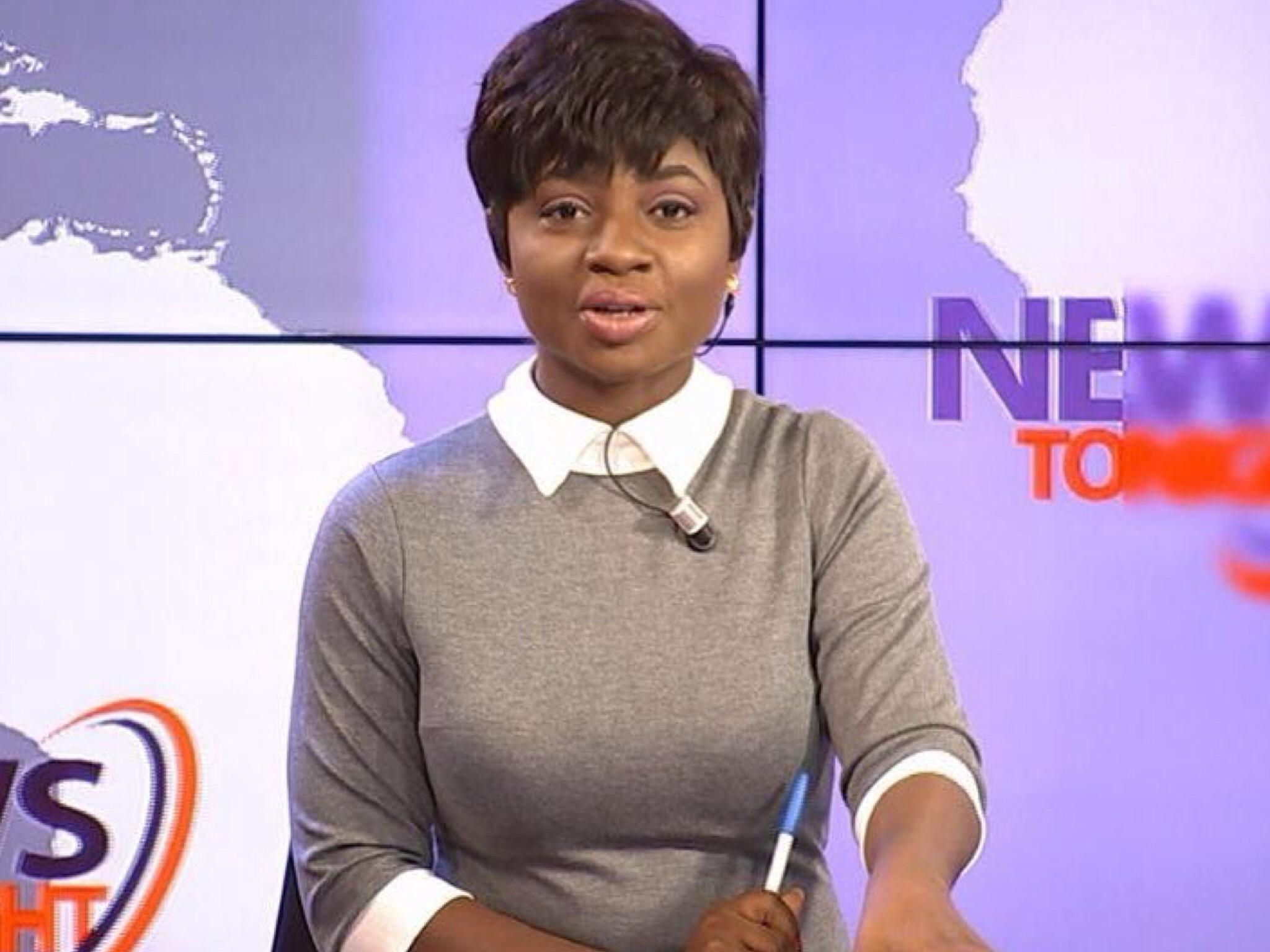 Former-EIB Newscaster Abena Owusu Nyamekye Ends Up At Citi Tv/Fm