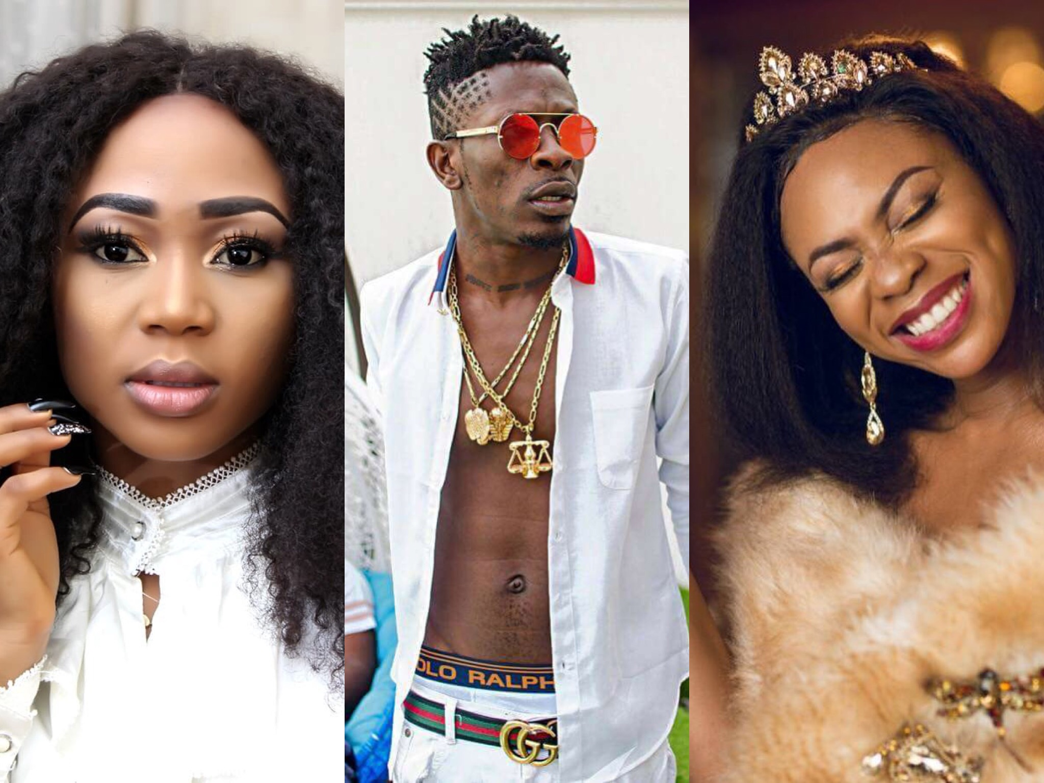 """How Could You Be This Wicked?"" – Rosemond Brown Grills Shatta For Ignoring Michy's Birthday [Video]"