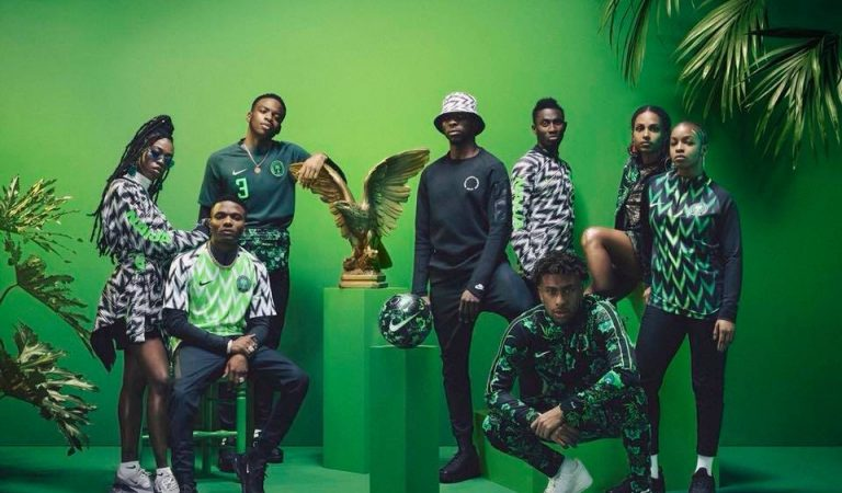 "Whilst You Are Dancing ""Akwaaba"" To Welcome Blackstars Players Home Nigeria's World Cup Kit Is Fast Selling Than Ever – See"