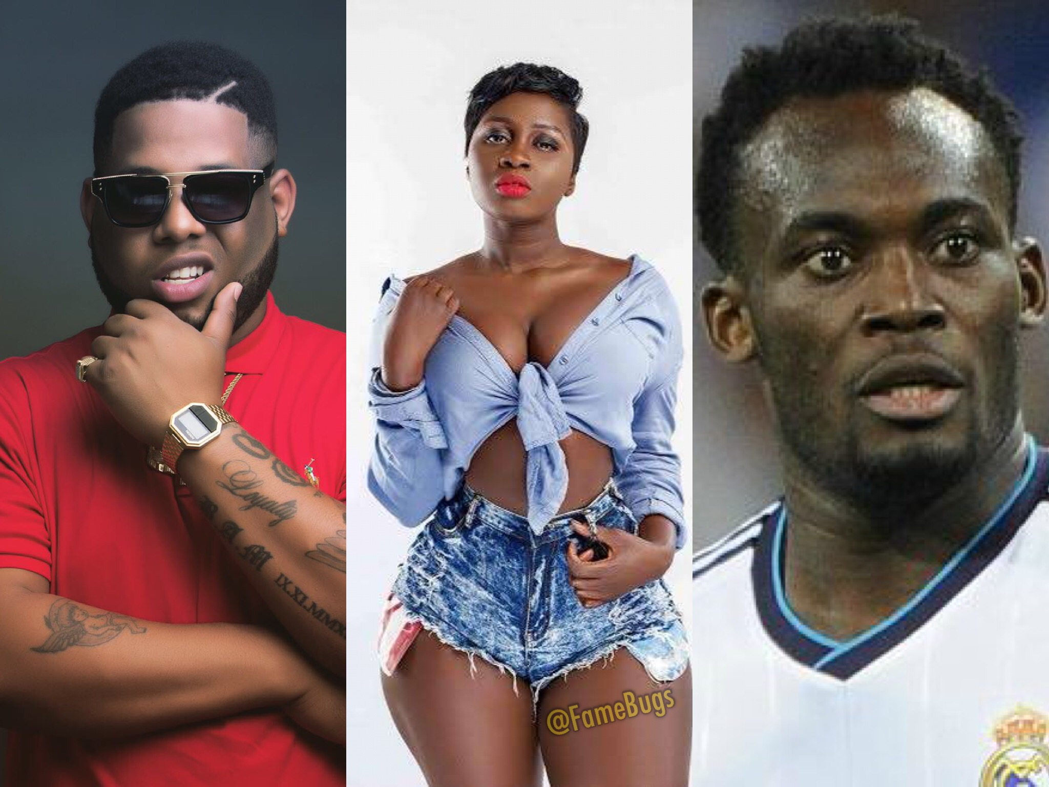 'I Didn't Know Essien Was Married, I Dated D Black Too & He's A Cheat' – Princess Shyngle Spills More On Delay Show
