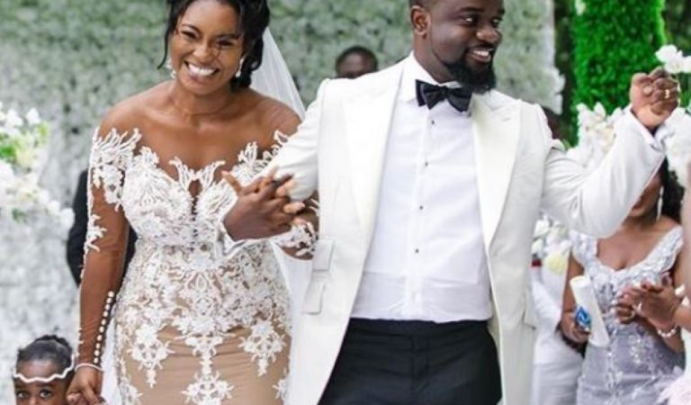 Sarkodie Drops Exclusive Scenes From His Wedding In A New Music Video [Watch]